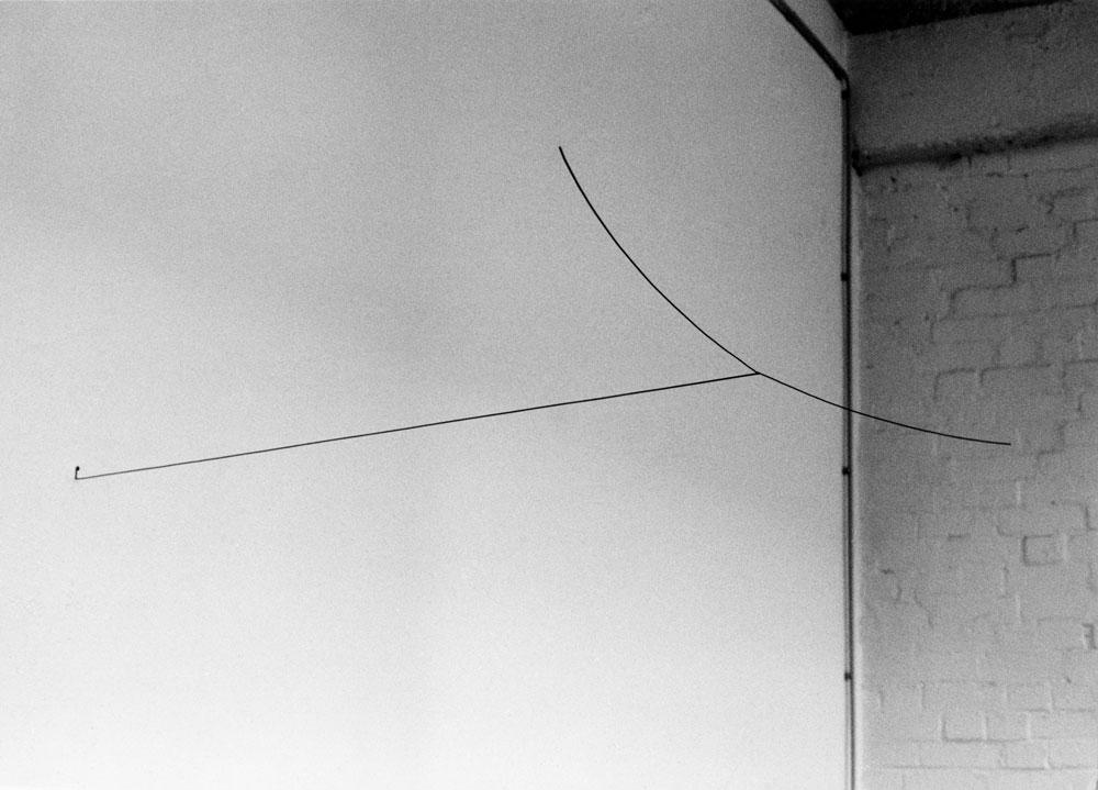 Abbildung Wand-Raum-Plastik III